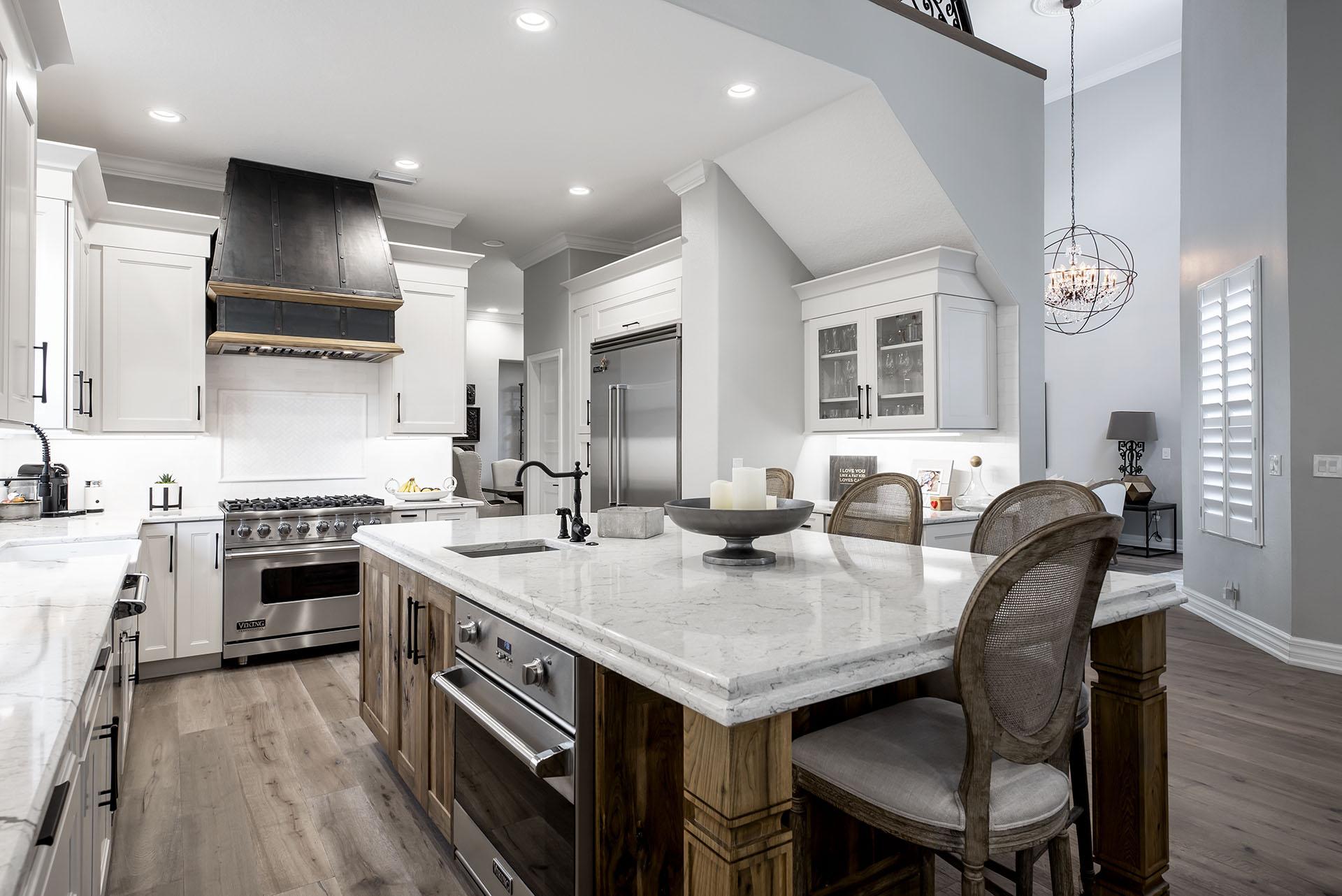 white shaker kitchen cabinet  miami flooring distributors